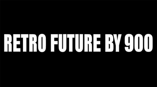 RETRO-FUTURE-BY900